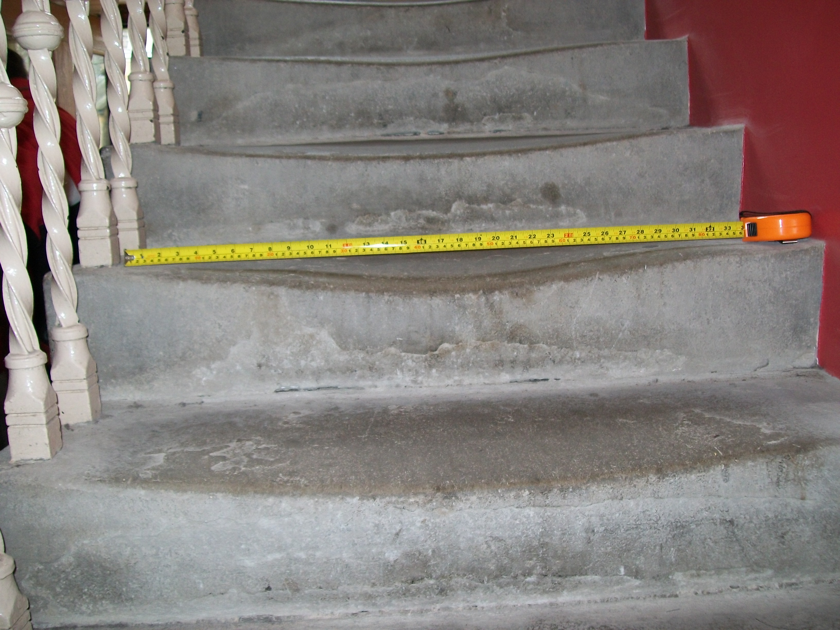 Belzona Rebuilds Worn Stone Staircases Built In 16th Century